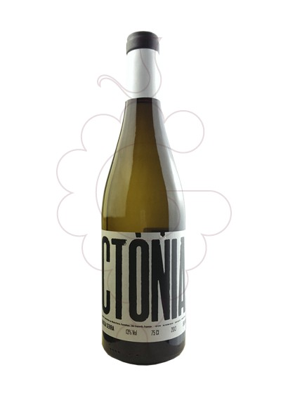 Photo Masia Serra Ctonia white wine