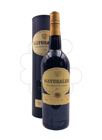 Photo Matusalem Oloroso Dulce fortified wine