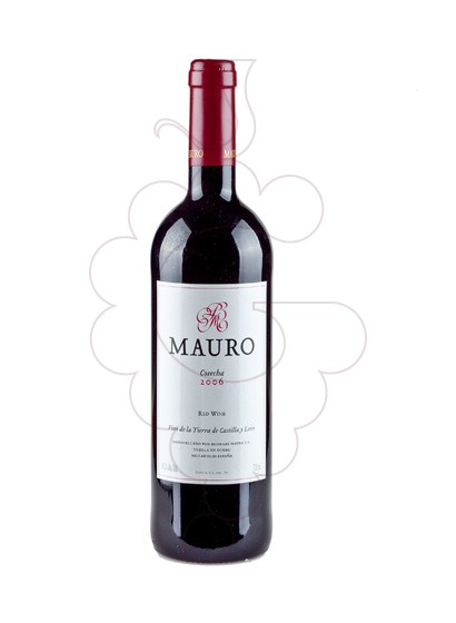 Photo Mauro red wine