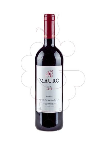 Photo Mauro red wine