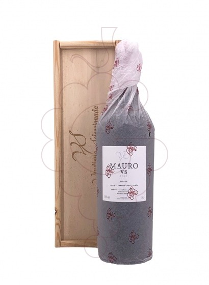 Photo Mauro V.S. Magnum red wine