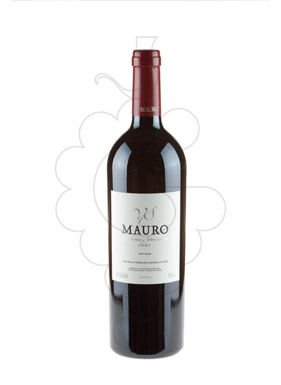 Photo Mauro V.S. red wine