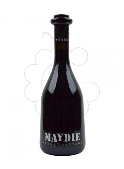 Photo Maydie Tannat Vintage fortified wine