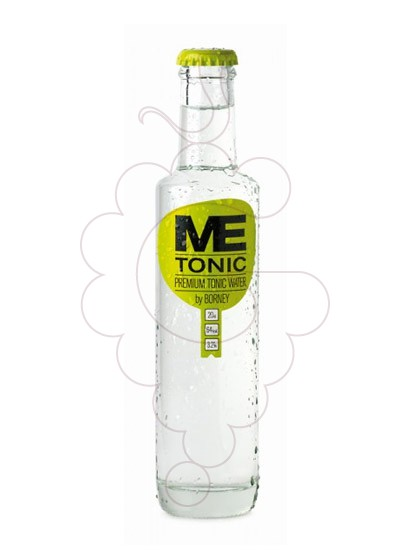 Photo Soft drinks Me Tonic Premium Tonic Water