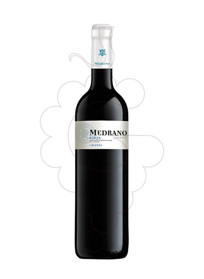 Photo Medrano Crianza red wine