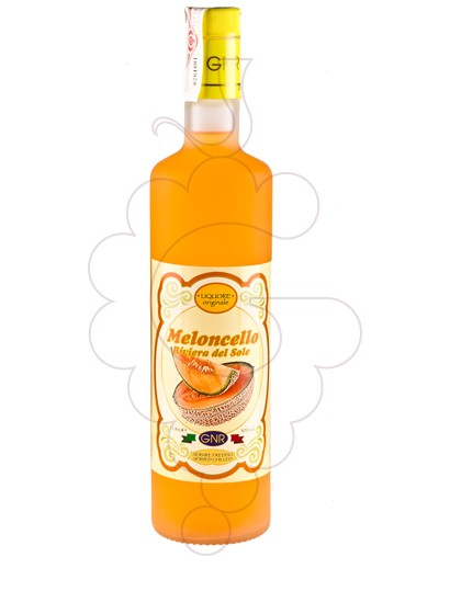 Photo Liqueur Meloncello del Sole