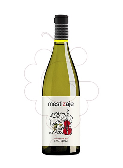 Photo White Mestizaje white wine