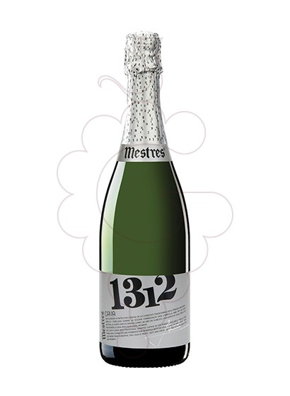Photo Mestres 1312 Brut sparkling wine