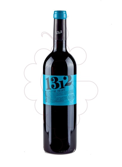 Photo Mestres 1312 Cupatge Negre red wine