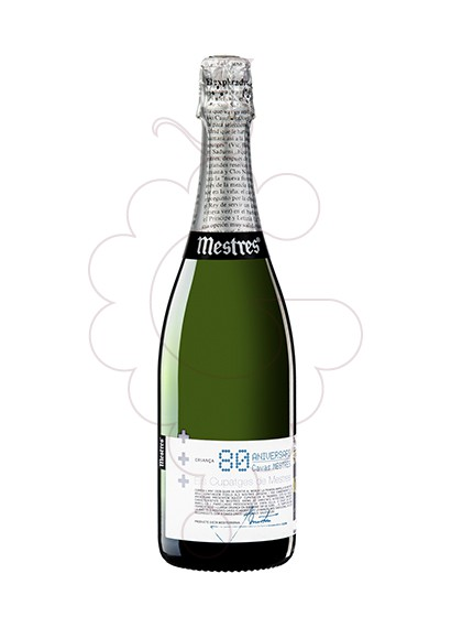 Photo Mestres 80 Aniversari Coupatge sparkling wine