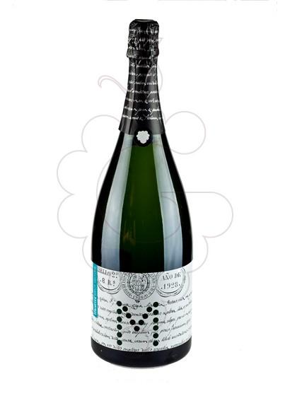 Photo Mestres Coquet Brut Nature Magnum sparkling wine