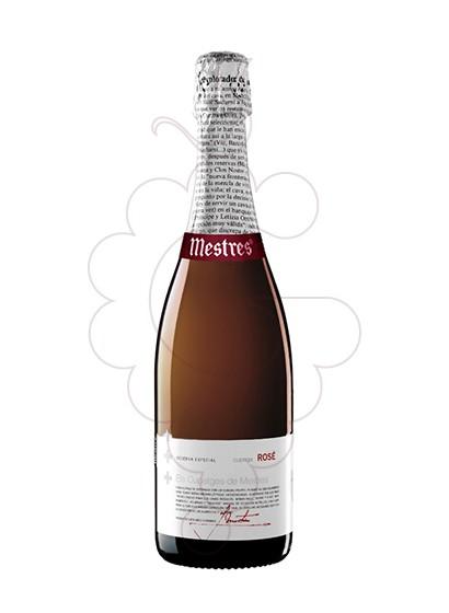 Photo Mestres Els Cupatges Rose sparkling wine