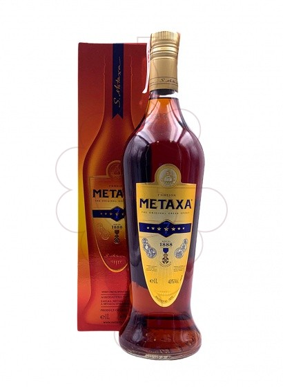Photo Brandy Metaxa 7*