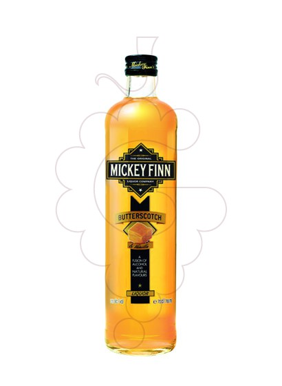 Photo Liqueur Mickey Finn's Butterscotch