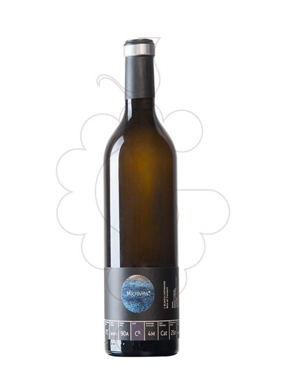 Photo Microvins Blanc white wine