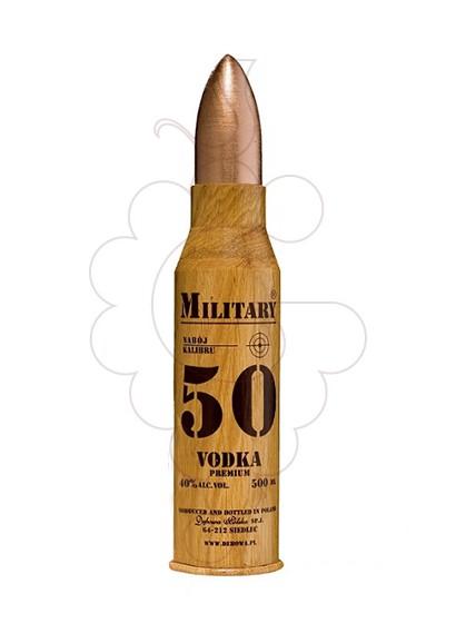 Photo Vodka Military 50