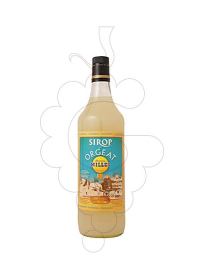 Photo Syrups Milles Sirop Orgeat