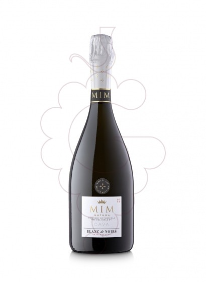 Photo MiM Natura Blanc de Noirs Gran Reserva sparkling wine