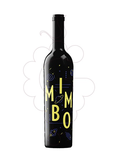 Photo Red Mimbo red wine