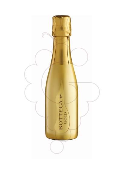 Photo Bottega Gold Prosecco Brut (mini) sparkling wine