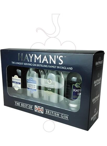 Photo Gift boxes Minipack Hayman's 4 u