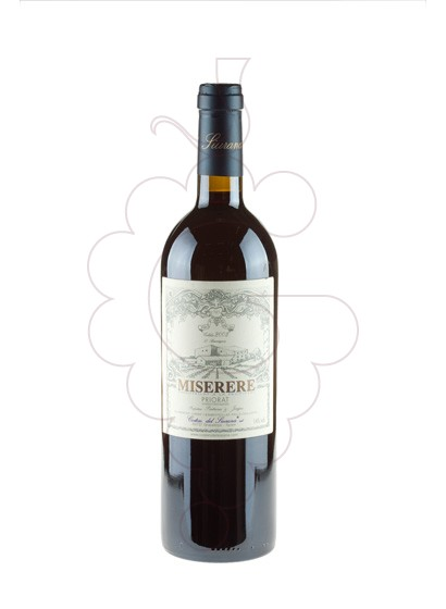 Photo Miserere red wine