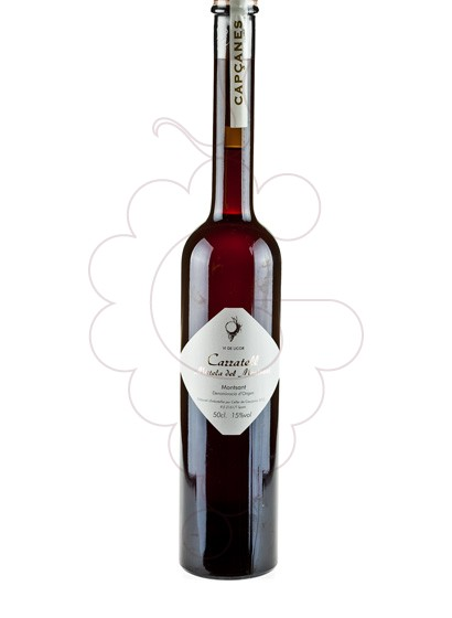 Photo Mistela Carratell fortified wine