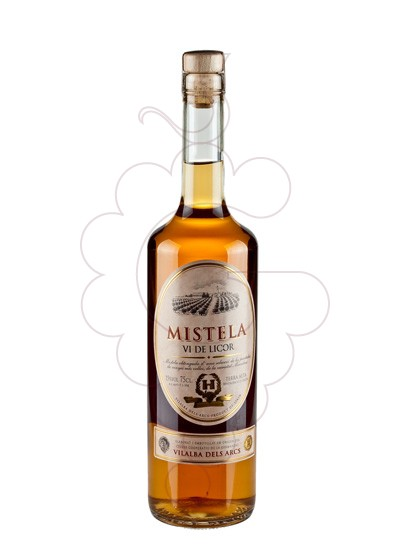 Photo Mistela Vilalba dels Arcs fortified wine