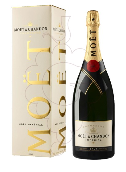 Photo Moet & Chandon Brut I. (Pack) sparkling wine