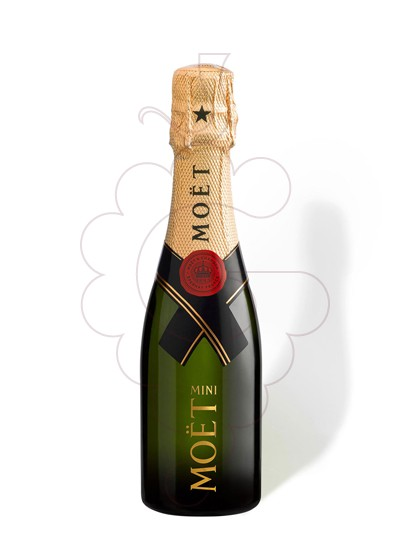 Photo Moet & Chandon Brut Imperial (mini) sparkling wine