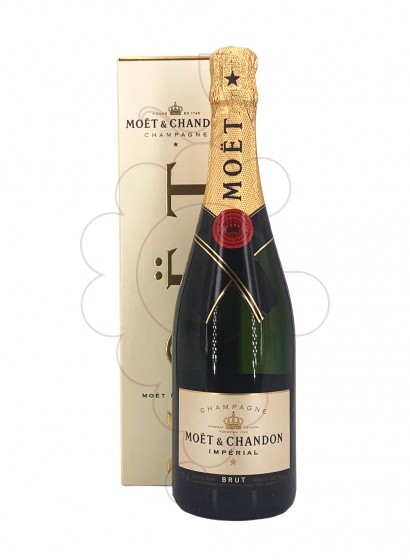 Photo Moet & Chandon Brut Imperial sparkling wine