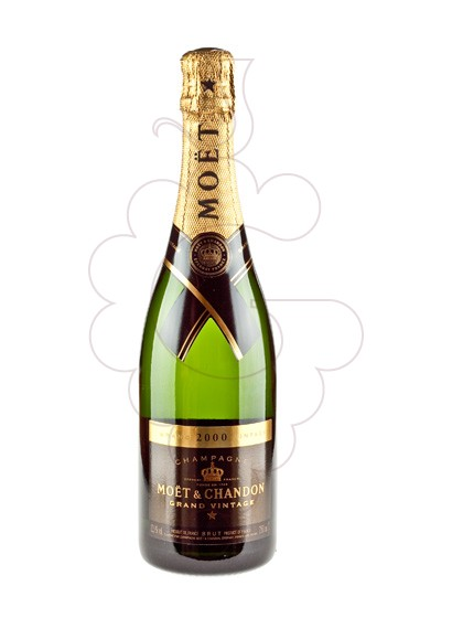 Photo Moet & Chandon Grand Vintage sparkling wine