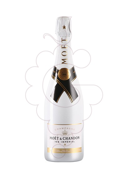 Photo Moet & Chandon Ice Imperial sparkling wine