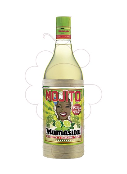 Photo Liqueur Mojito Mamasita