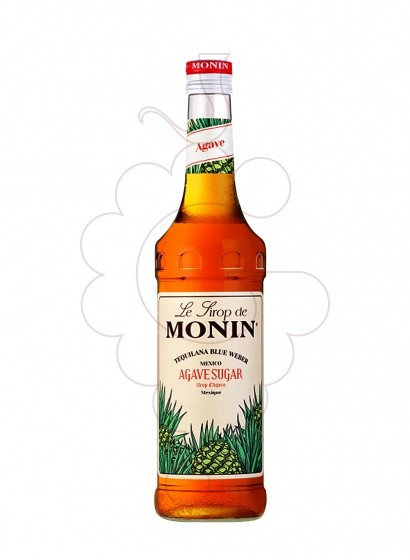 Photo Syrups Monin Agave (s/alcohol)