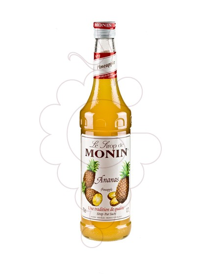 Photo Syrups Monin Ananas (s/alcohol)