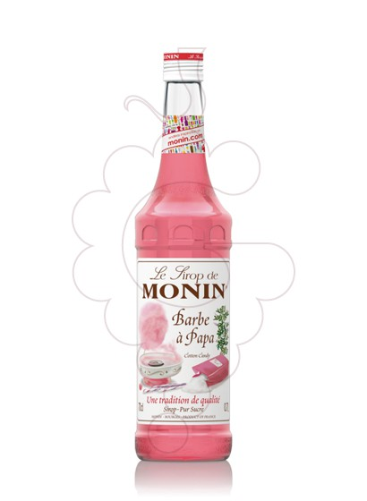 Photo Syrups Monin Barbe à Papa (s/alcohol)