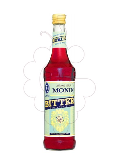 Photo Syrups Monin Bitter (s/alcohol)