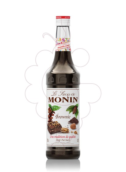 Photo Syrups Monin Brownie (s/alcohol)