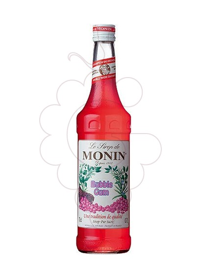 Photo Syrups Monin Bubble Gum (s/alcohol)