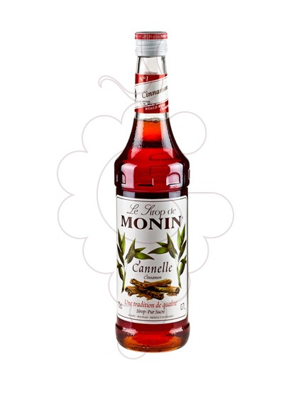 Photo Syrups Monin Cannelle (s/alcohol)