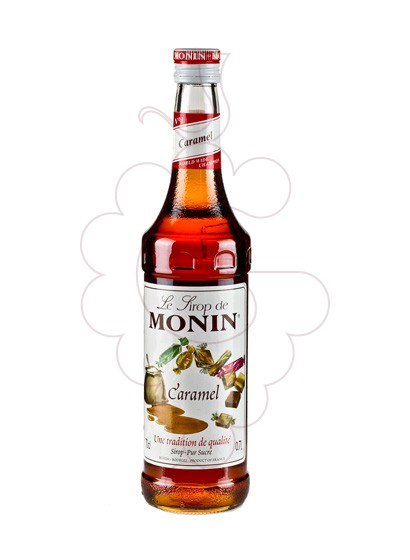 Photo Syrups Monin Caramel (s/alcohol)