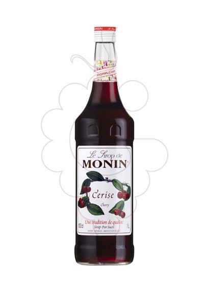 Photo Syrups Monin Cirera (s/alcohol)