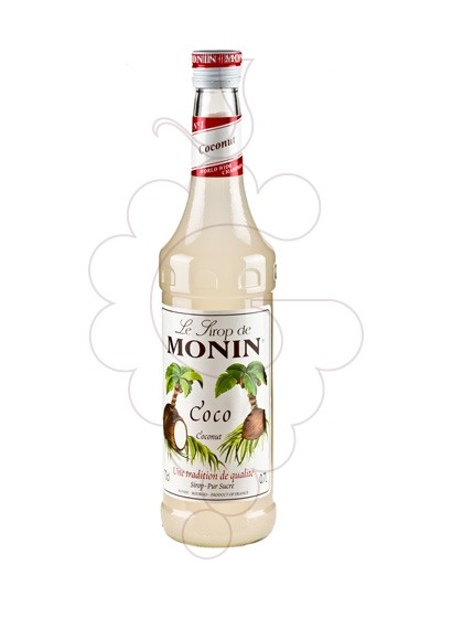 Photo Syrups Monin Coco (s/alcohol)