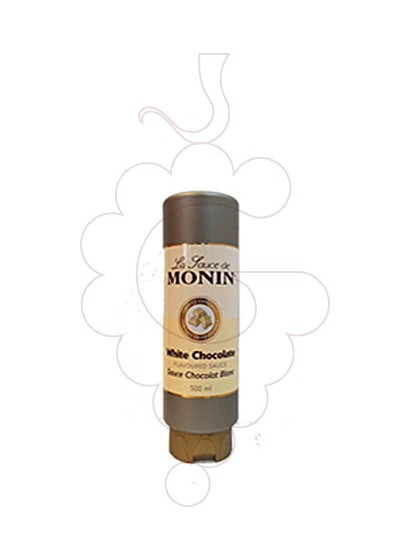 Photo Other Monin Crema White Chocolate