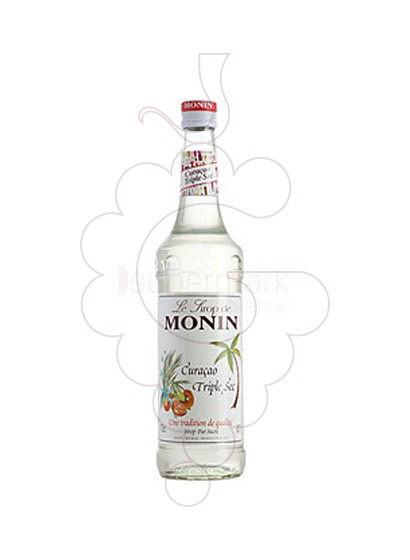 Photo Syrups Monin Curaçao Triple Sec (s/alcohol)