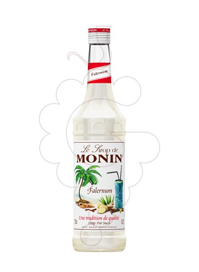 Photo Syrups Monin Falernum (s/alcohol)