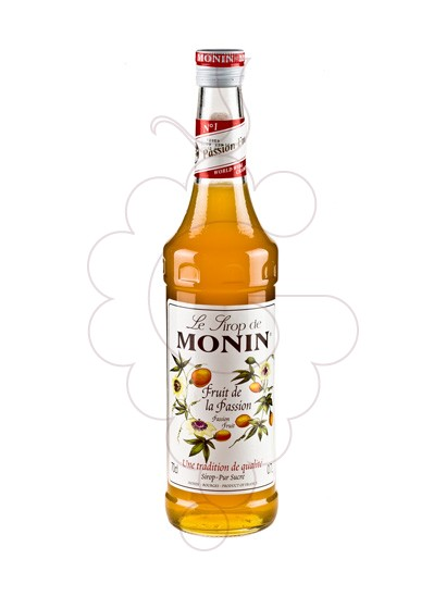 Photo Syrups Monin Fruit de la Passion (s/alcohol)