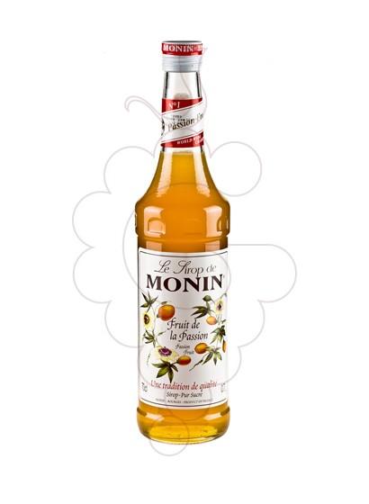 Photo Syrups Monin Fruit de la Passion (s/alcohol)