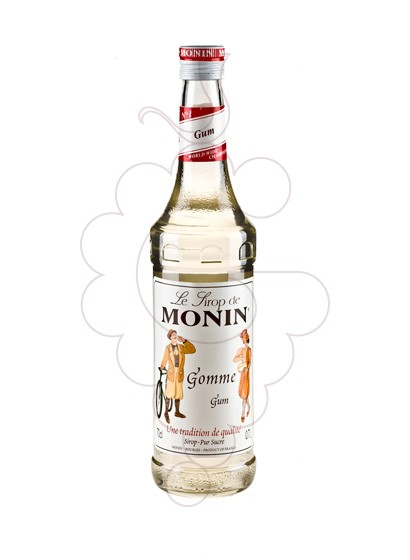 Photo Syrups Monin Gomme Gum (s/alcohol)